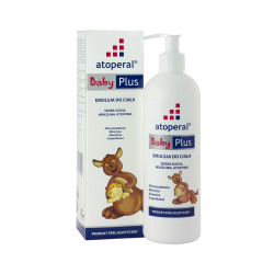 ATOPERAL BABY Plus Emulsja do ciała 400 ml , ADAMED