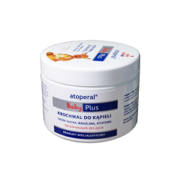 ATOPERAL BABY Plus Krochmal do kąpieli 125g , ADAMED