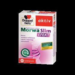 Doppelherz aktiv Morwa Slim Efekt, 60 tabletek, QUEISSER