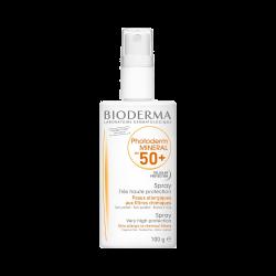 BIODERMA PHOTODERM Mineral  SPF50+ spray z filtrem mineralnym 100 g