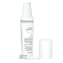 BIODERMA WHITE OBJECTIVE SERUM serum na noc redukujące przebarwienia 30 ml
