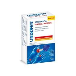Undofen Krioterapia aerozol na skórę 50ml, 12 aplikacji, OMEGA PHARMA
