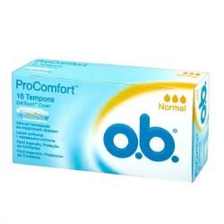 Tampony higieniczne OB ProComfort Normal, 16 sztuk