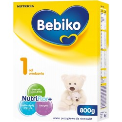 Bebiko 1 Mleko od urodzenia proszek  800 g, NUTRICIA