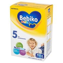 Bebiko Junior 5 dla przedszkolaka proszek 800g, NUTRICIA