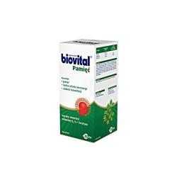 Biovital Pamięć płyn 650 ml, EGIS PHARMACEUTICALS