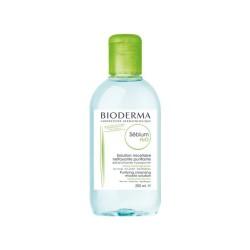 BIODERMA SEBIUM H2O Płyn micelarny do oczyszczania twarzy 250 ml