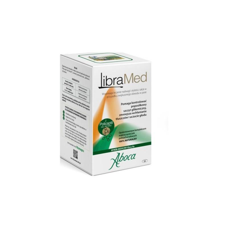 Libramed, 84 tabletek, ABOCA
