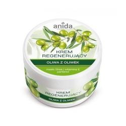 ANIDA Krem regenerujący oliwa z oliwek, 125 ml