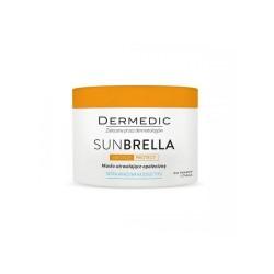 DERMEDIC SUNBRELLA Masło utrwalające opaleniznę, 225 g