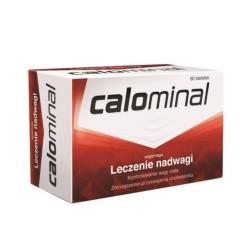 Calominal, 60 tabletek, Aflofarm