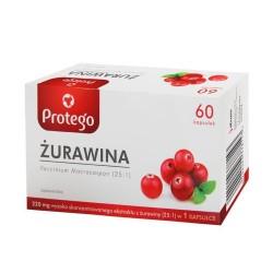 Protego Żurawina 60 tabletek powlekanych , Salvum