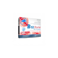 Vitamina B12 Forte Bio-Complex 30kapsułek , Olimp Labs