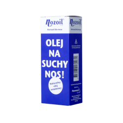 Nozoil aerozol do nosa, 10 ml, MYLAN SP. Z O.O