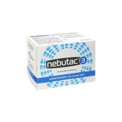 Nebutac 3, hipertoniczny roztwór do inhalacji 3 % 30 ampułek a 4ml, TACTICA
