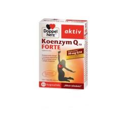 Doppelherz Aktiv Koenzym Q10 Forte, 60 kapsułek, QUEISSER