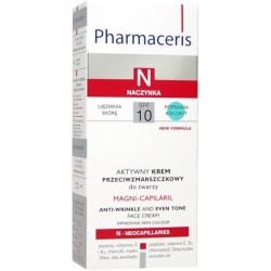 PHARMACERIS N MAGNI-CAPILARIL Aktywny  Krem przeciwzmarszczkowy do twarzy 50 ml