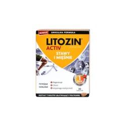 Litozin Activ tabletki, 30 tabletek , ORKLA