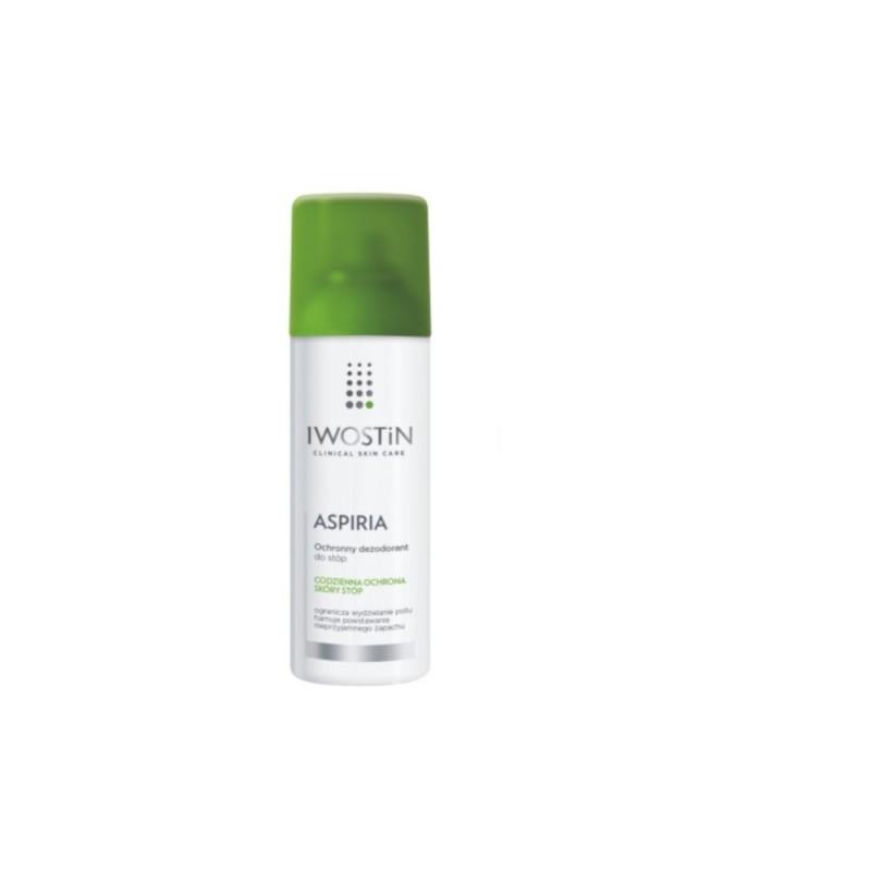 IWOSTIN ASPIRIA Ochronny dezodorant do stóp 150ml