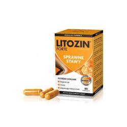 Litozin Forte kapsułki , 90 kapsułek , ORKLA
