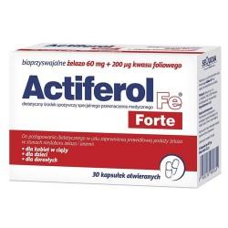 ActiFerol Fe Forte, 30 kapsułek