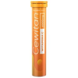 Witamina C 1000 mg CEWITAN, 15 tabletek musujących, POLSKI LEK