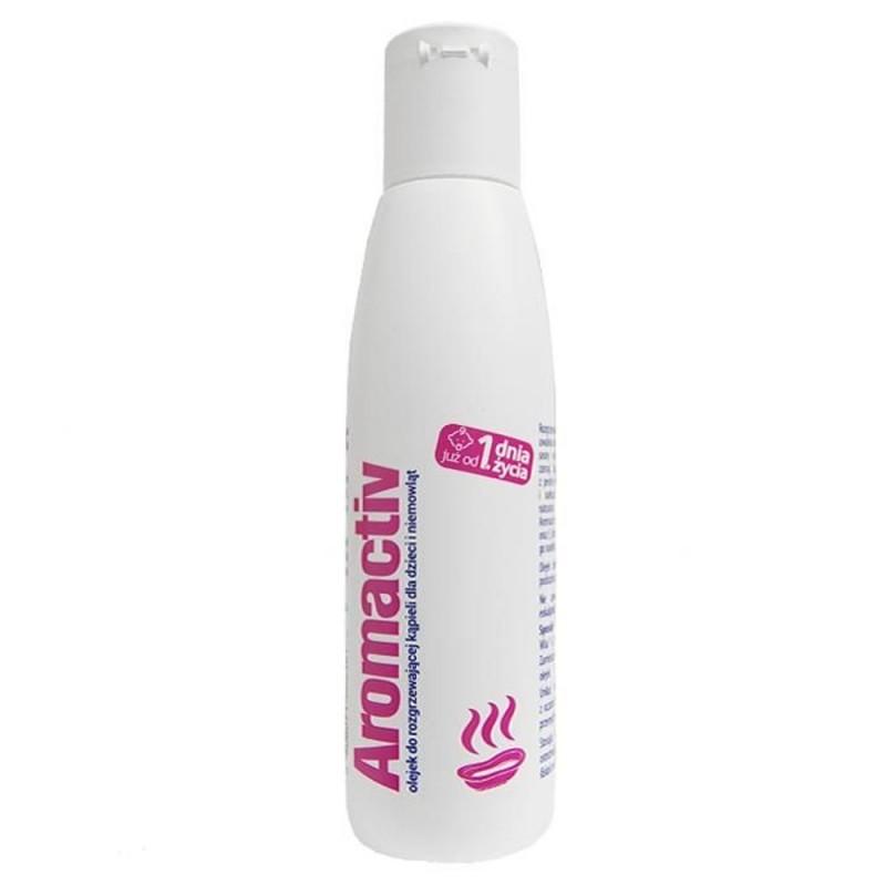 Aromactiv, olejek do kąpieli, 125 ml, Aflofarm