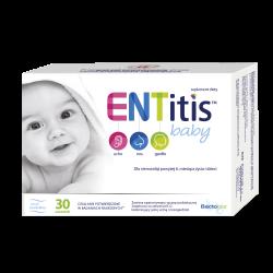 ENTitis Baby Proszek  smak neutralny, 30 saszetek