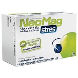 NeoMag Stres, 50 tabletek, Aflofarm