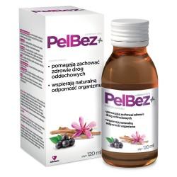 PelBez +, płyn, 120 ml, Aflofarm