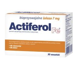 Actiferol Fe 7 mg, 30 saszetek