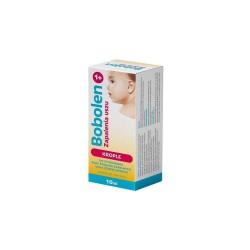 Bobolen Zapalenia uszu, krople 10 ml, POLSKI LEK