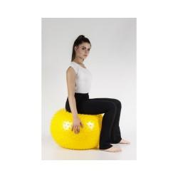 Piłka rehabilitacyjna, masująca, średnica 75 cm, 1 sztuka, ANTAR