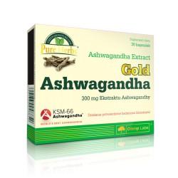 Gold Gold Ashwagandha, 30 kapsułek, Olimp Labs