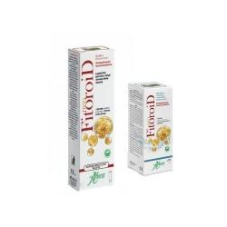 neoFitoroid Zestaw (biomaść + łagodzący płyn ) 40 ml + 100 ml, Aboca