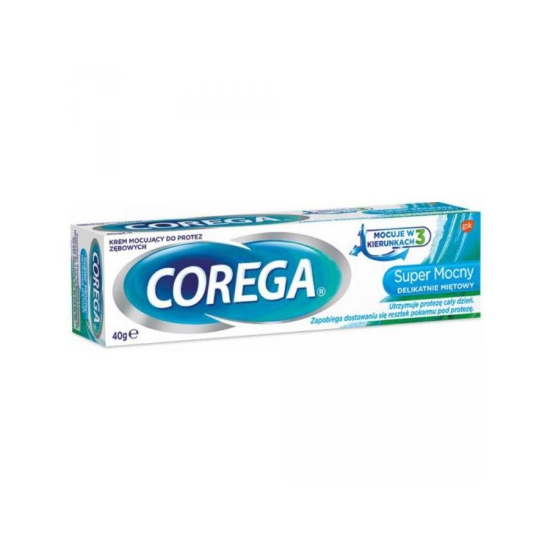 Corega Extra Strong Krem bez cynku 40g, GLAXOSMITHKLINE