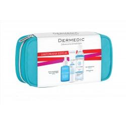 DERMEDIC HYDRAIN3 Kosmetyczka niebieska