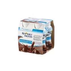 M.Resource Protein smak czekol. po 3 rż, 4 sztuki