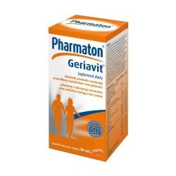 Pharmaton Geriavit, 30 kapsułek, BOEHRINGER