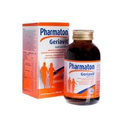 Pharmaton Geriavit, 100 kapsułek, BOEHRINGER