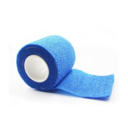 Bandaż syntetyczny  NOBACAST 10 cm* 3,6m niebieski