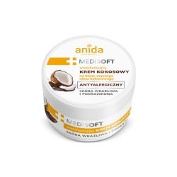 ANIDA MEDISOFT Krem Kokosowy 125 ml