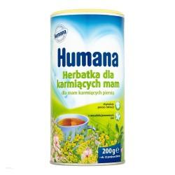 HUMANA Herbatka dla karmiących mam, granulat 200 g