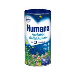 HUMANA Herbatka słodkich snów, granulat 200 g