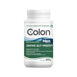 Colon C men proszek 200 g, ORKLA
