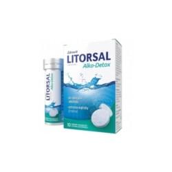 Litorsal Alko-Detox, 10 tabletek musujących, Zdrovit