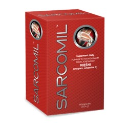 Sarcomil, 60 kapsułek (blistry), Valentis