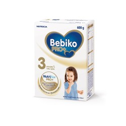 Bebiko Pro+ 3 Mleko Modyfikowane . 600