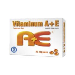 Vitaminum A+E HASCO kaps. 30 kaps.