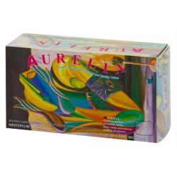 Rękawice lateksowe b/pudrowe AURELIA r.L 1